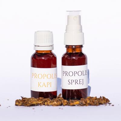 fotografija propolis